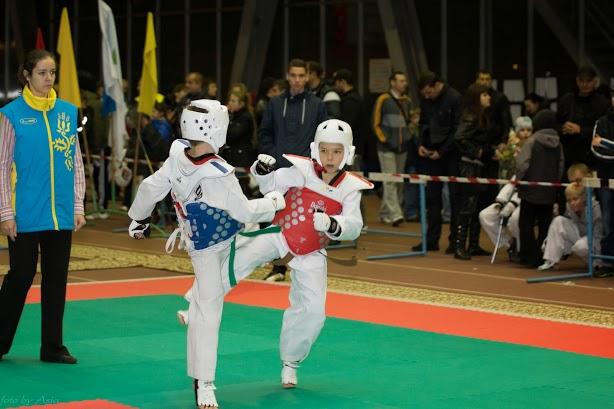 первый Чемпионат Украины по тхэквондо (ВТФ) для спортсменов с нарушениями опорно-двигательного аппарата