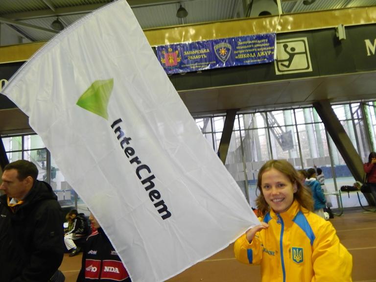 двукратная чемпионка мира по паратхэквондо Виктория Марчук